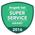 The Basic Waterproofing Co. - Angie's List Super Service Award Winner 2016