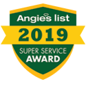 The Basic Waterproofing Co. - Angie's List Super Service Award Winner 2019