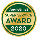 The Basic Waterproofing Co. - Angie's List Super Service Award Winner 2020